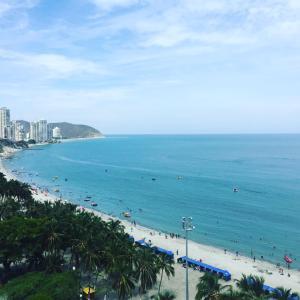 La Costa Deluxe Apartamentos - Santa Marta, Апартаменты  Puerto de Gaira - big - 17