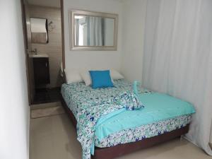 La Costa Deluxe Apartamentos - Santa Marta, Апартаменты  Puerto de Gaira - big - 16