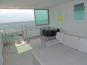 La Costa Deluxe Apartamentos - Santa Marta, Апартаменты  Puerto de Gaira - big - 14