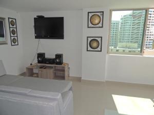 La Costa Deluxe Apartamentos - Santa Marta, Апартаменты  Puerto de Gaira - big - 13