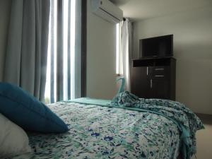 La Costa Deluxe Apartamentos - Santa Marta, Апартаменты  Puerto de Gaira - big - 8