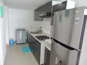 La Costa Deluxe Apartamentos - Santa Marta, Апартаменты  Puerto de Gaira - big - 19