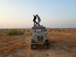 Hotel Deep Mahal, Bed & Breakfast  Jaisalmer - big - 29