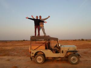 Hotel Deep Mahal, Bed & Breakfast  Jaisalmer - big - 30