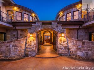 Abode at the Preserve Villa, Villas  Park City - big - 2