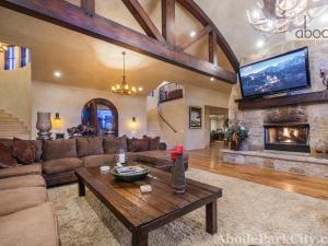 Abode at the Preserve Villa, Villas  Park City - big - 9