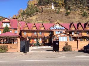 Отель У озера - фото 14