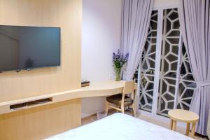 Mk House Scbd, Vendégházak  Jakarta - big - 5