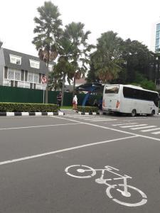 Mk House Scbd, Vendégházak  Jakarta - big - 11