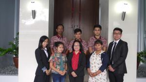 Mk House Scbd, Vendégházak  Jakarta - big - 14