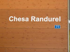 Chesa Randurel, Apartmány  Pontresina - big - 42