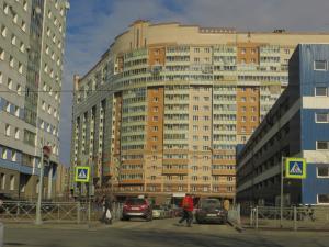 Apartments on Vasilevsky Ostrov