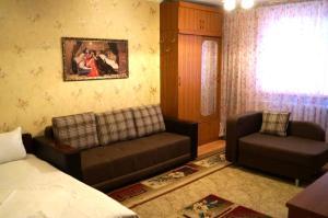 Apartment Baytursynov 9, Ferienwohnungen  Shymkent - big - 10