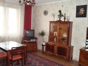 Apartment on Turistskaya st. 21