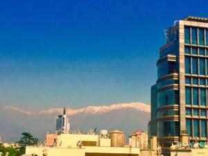 Bellas Artes With View Of The Andes, Appartamenti  Santiago - big - 11
