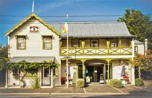 The Greytown Hotel, Gasthäuser  Greytown - big - 1