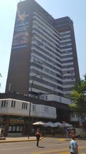 Santiago Downtown Providencia, Апартаменты  Сантьяго - big - 25