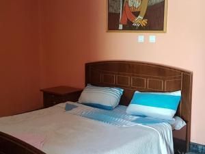 Yabonet Guesthouse, Penzióny  Nefas Silk - big - 1