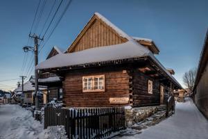 Namas Drevenica Traditional Cottage Old Centre Zuberec Slovakija