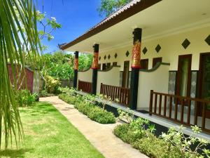Nusa Garden Home Stay, Priváty  Lembongan - big - 26