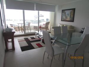 Departamento Diamante vista al Mar, Apartmány  Papudo - big - 5
