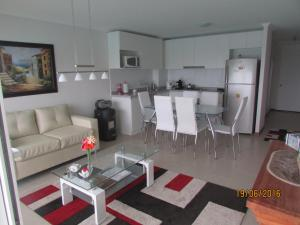 Departamento Diamante vista al Mar, Apartmány  Papudo - big - 4
