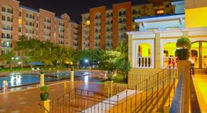 Chateau Elysee Condo Unit - Vendome, Apartmány  Manila - big - 56