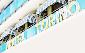 Hotel Torino, Hotely  Cesenatico - big - 1