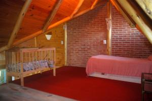 Cabañas del Athuel, Holiday homes  Ostende - big - 4