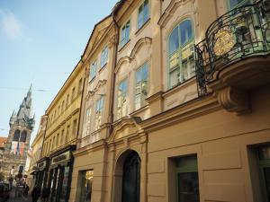 Harrachovsky Palace