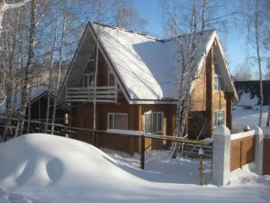 Finskie Cottages, Case vacanze  Novoabzakovo - big - 45