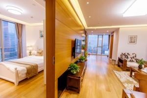 Moon Bay Service Apartment, Hotel  Suzhou - big - 17