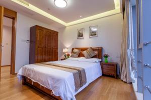 Moon Bay Service Apartment, Hotel  Suzhou - big - 41