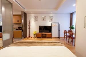 Moon Bay Service Apartment, Hotely  Suzhou - big - 36