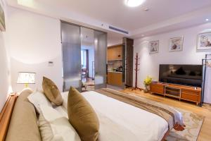 Moon Bay Service Apartment, Hotely  Suzhou - big - 35
