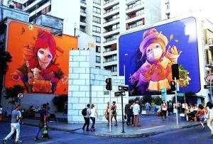 Marina Apartments Bellas Artes