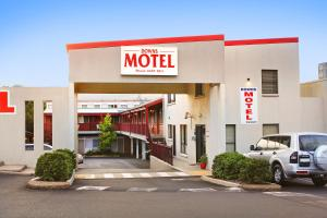 Downs Motel - Toowoomba, Queensland, Australia
