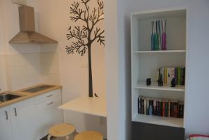 WAW City Apartments Stawki, Appartamenti  Varsavia - big - 39