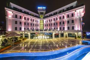 Анкара - Park Inn by Radisson Ankara Cankaya