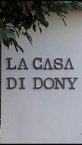 La Casa Di Dony