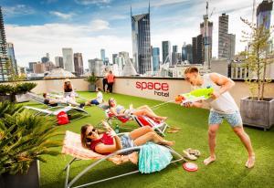 Space Hotel - Melbourne CBD, Victoria, Australia