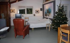 Atelier La Luna, Bed & Breakfast  Berkenwoude - big - 23