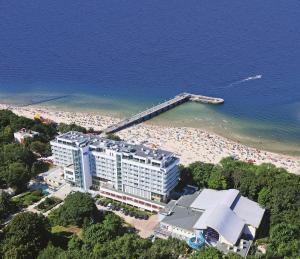 Sanatorium Uzdrowiskowe Bałtyk, Resorts  Kolberg - big - 1