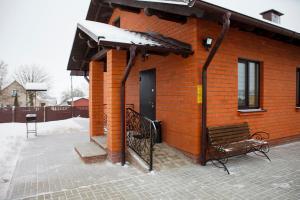 Villa in Nesvizh, Villen  Nyasvizh - big - 12
