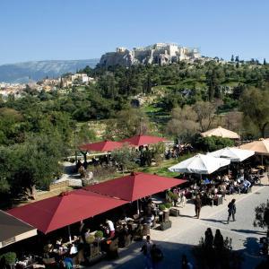 Acropoli's Luxury Apartment
