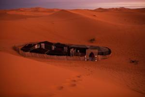 Marhaba Camp, Camel & Sandboarding, Zelt-Lodges  Merzouga - big - 94