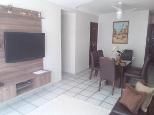 Apartamento Edf. Ofir, Apartments  Maceió - big - 5