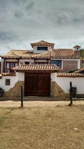 Aparta hotel Jorge Castellanos, Apartmanhotelek  Villa de Leyva - big - 1