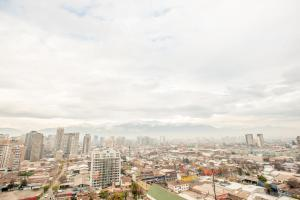 Departamento Vista Cordillera, Apartmány  Santiago - big - 9