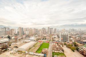Departamento Vista Cordillera, Apartmány  Santiago - big - 6